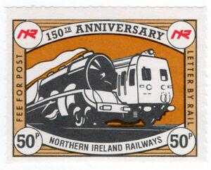 I-B-Northern-Ireland-Railways-150th-Anniversary-Stamp-50p