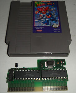 AUTHENTIC-VG-COND-Nintendo-NES-Game-MEGA-MAN-5-Cleaned-Super-Fun-RARE-V