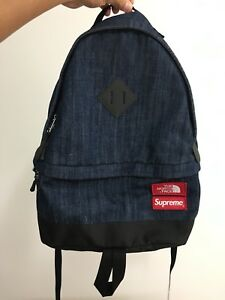 SS15 Supreme X The North Face Day Pack Gore Windstopper