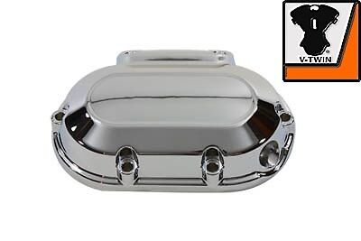 Clutch Release Cover Twin Cam FXST FLST FLT 2007-UP FXD 2006-UP 6-Speed Chrome
