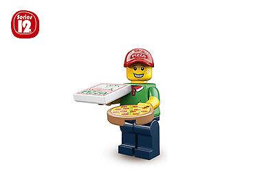 71007-12 COL190 R1133 Lego Collection Mini Figure series 12 ROCK STAR