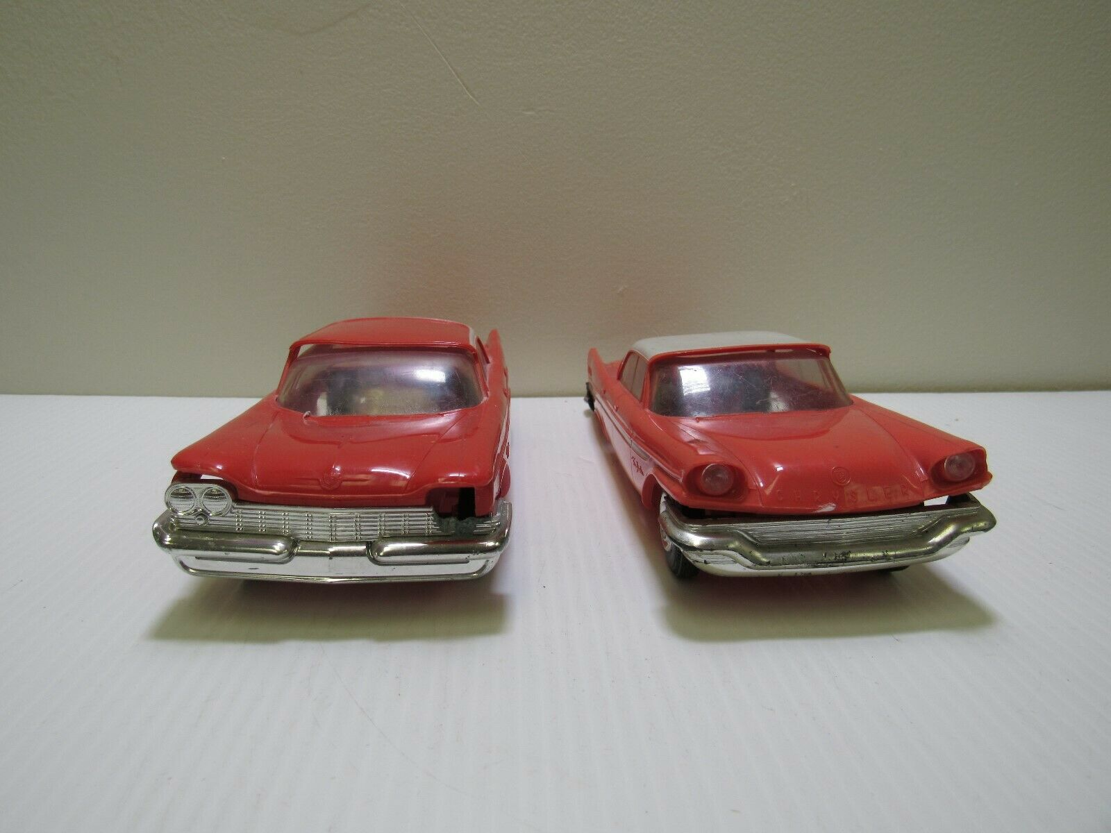1957 & 1959 Chrysler New Yorker Johan Dealer Promo Cars