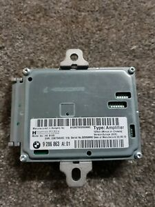 GENUINE-BMW-X5-X6-E70-E71-E89-ACTIVE-SOUND-DESIGN-MODULE-HARMAN-BECKER-9286863
