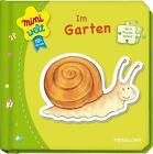 Miniwelt: Kleines Puzzlebuch. Im Garten (2014, Gebundene Ausgabe)