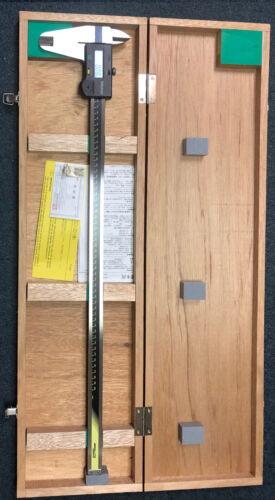 MITUTOYO 500-501-10 Long ABSOLUTE Digimatic Caliper 0-600 mm CD-60C