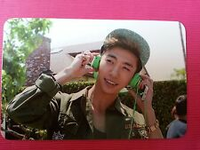 BAP  B.A.P YONGGUK Official PHOTOCARD 3rd Album Bad Man YONG GUK Photo Card 용국