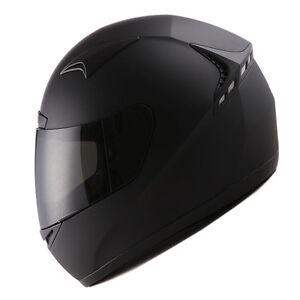 1STORM-MOTORCYCLE-FULL-FACE-HELMET-BOOSTER-MATT-BLACK-ONE-EXTRA-CLEAR-SHIELD