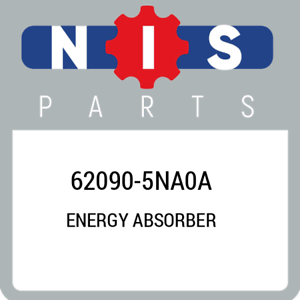 62090-5NA0A-Nissan-Energy-absorber-620905NA0A-New-Genuine-OEM-Part