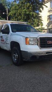 Camion GMC hd