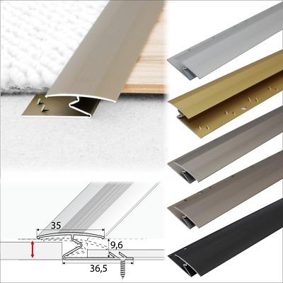 3m Z Edge Carpet Profile Door Bar Trim Gold Silver