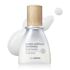 THE-SAEM-Power-Ampoule-Whitening-40ml-Alleviating-freckles