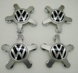 4x-135mm-Volkswagen-VW-jantes-couvercle-moyeux-capuchon-roue-GOLF-TIGUAN-PASSAT