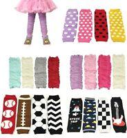 1pair Baby Toddler Boys Girls long Tights Legs Leg Warmers Socks
