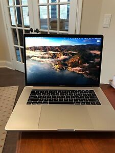 "15.4"" Apple MacBook Pro Retna, iTouch, 2.9 GHz Quad Core i7 16GB 1TB SSD"