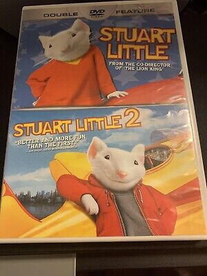 Stuart Little Stuart Little 2 Dvd 43396430099 Ebay