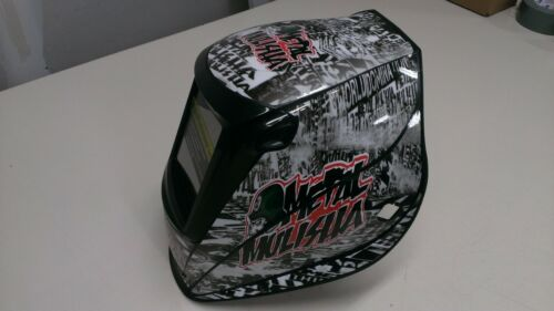 MILLER ELITE WELDING HELMET 257213 DECAL STICKER welder sticker bowtie chevrolet