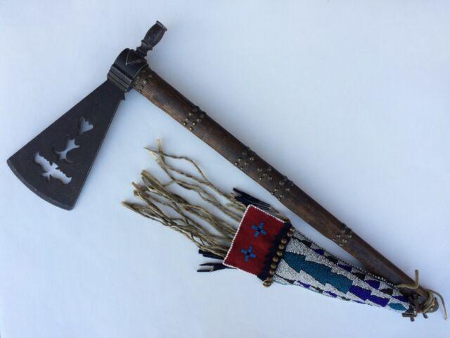 Native American Bone Axe