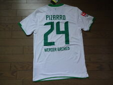 Werder Bremen #24 Pizarro 100% Original Jersey Shirt 2011/12 Away S BNWT