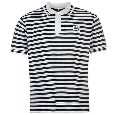 Taille Grand Du S au XL Neuf Polo Homme LONSDALE