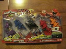 Power Rangers Dino Charger Ultimate Power Pack #1 TRU Bandai #97346 NEW
