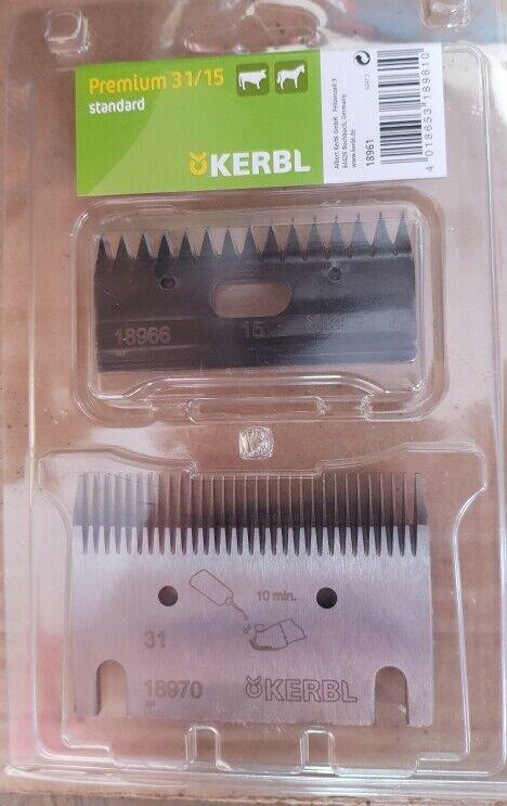 KERBL 18961 Premium lame di taglio 3115