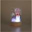 miniature 9 - Color Changing KPOP BTS Bangtan Boys LED Plastic Acrylic Lightstick Night Light