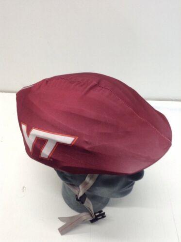 VIRGINIA TECH HOKIES Cover Bicycle  Skate Moto Helmet Skin Hat Cover Bike VT