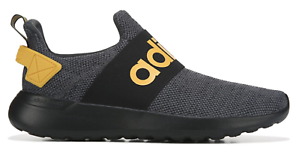 Details about NEW adidas LITE RACER CF SLIP ON ADAPT Cloudfoam BlackGold Mens Shoes s1