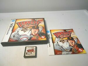 Major-League-Baseball-2K9-Fantasy-All-Stars-Nintendo-DS-game-lite-dsi-xl-3ds
