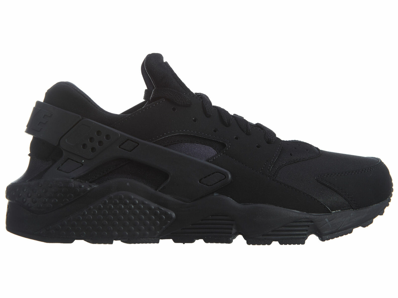Nike Air Huarache Men's Training Shoes 318429 003 Black Gym Workout New In  Box