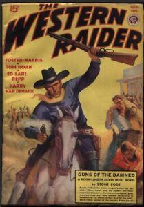 Western-Raider-1938-August-1-High-grade