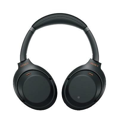 Sony WH-1000XM3 Wireless Noise Cancellation Headphones with Touch Sensor  (Black) | eBay