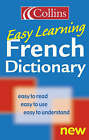 French Easy Learning Dictionary by HarperCollins Publishers (Paperback, 2001)