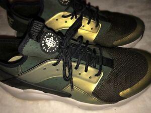 089a217d565e Nike Air Huarache Run Ultra SE Mens 875841-302 Sequoia Citron Shoes ...