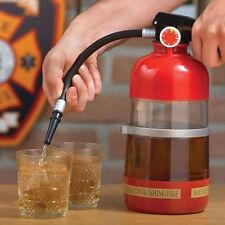 Fire Extinguisher Drink Cocktail Shaker Liquor Pump Wine Beer Dispenser Machine