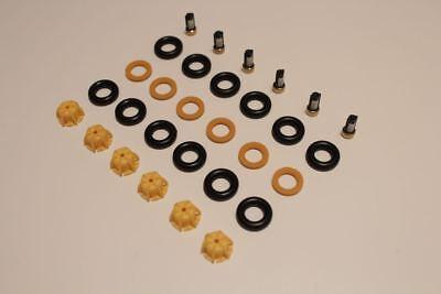 Einspritzdüsen Reparatur Set Kit BMW E34 520i 525i 525ix Bosch Filter