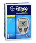 Bayer Contour Next EZ Blood Glucose Monitoring Kit Diabetes Meter Exp 2017