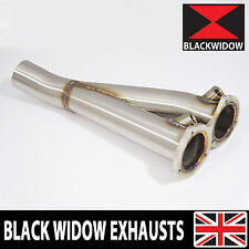 KAWASAKI ZX10R ZX-10R D6F D7F 2006 2007 EXHAUST PIPE RACE DE CAT LINK PIPE