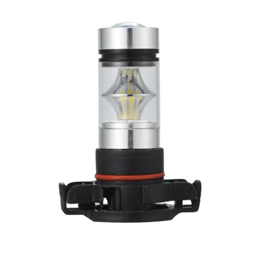 IRONWALLS 5202 H16 LED Fog Lights Bulbs for 2007-2015 Chevy Silverado 1500 6000K