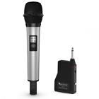 FIFINE 20 Channel UHF Handheld Wireless Microphone Church Home Karaoke K035