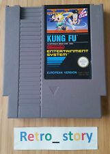 Nintendo NES Kung Fu European Version PAL