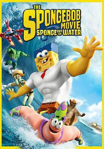 out squarepants spongebob water of movie Sponge