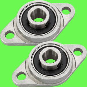2-Piezas-KFL08-Rodamiento-de-Carcasa-8mm-Eje-CNC-3D-Impresion-Kfl-Soporte
