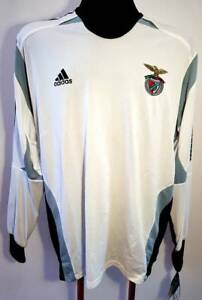 pretty nice ae491 32d34 Details about BENFICA PORTUGAL Goalkeeper 2005 - 2006 HOME FOOTBALL SHIRT  JERSEY ORIGINAL