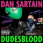 Dan Sartain Dudesblood LP 10 Track With Inner Sleeve and Download Code Tplp1169