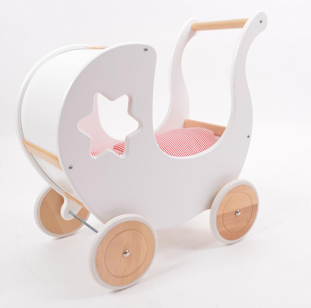 Doll carrozzina orchetto Bambola Carrozzina Puppenwagen carrozzina di ASINELLA Landau DE Poupée