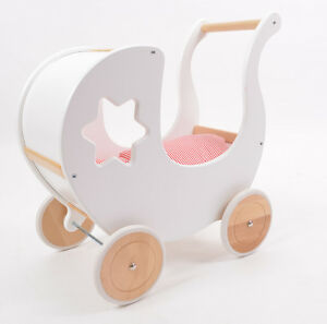 Brand-New-Wooden-Doll-Pram-SCOTER-Doll-s-Pram-Made-in-Europe-from-ALANEL-SALE