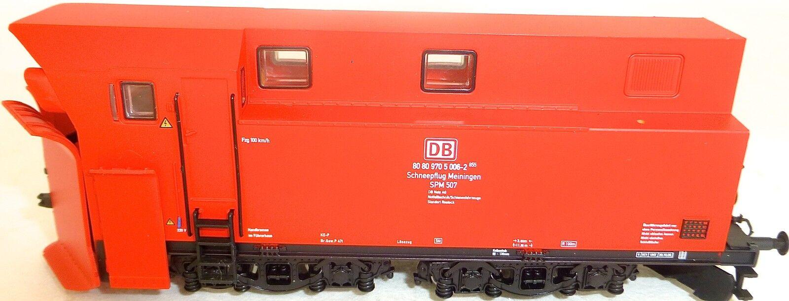 Spazzaneve Design Meiningen Rosso Db Ep5 Heris 80086 H0 H0 H0 1:87 Conf. Orig. HC3 Å 1b8637