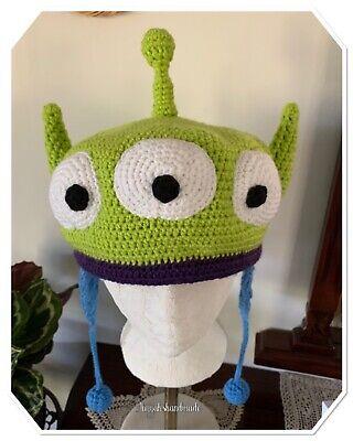 Little Mike Wazowski cross stitch pattern - 1932x1196 - 942910 | 400x320