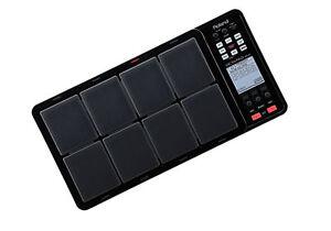 roland octapad spd 30 bk digital drum percussion pad black ebay. Black Bedroom Furniture Sets. Home Design Ideas
